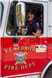 ECFD in Parade - Photo by Marin Stuart
