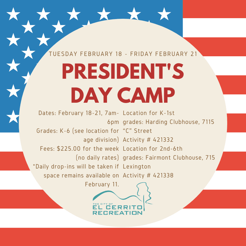 president day camp