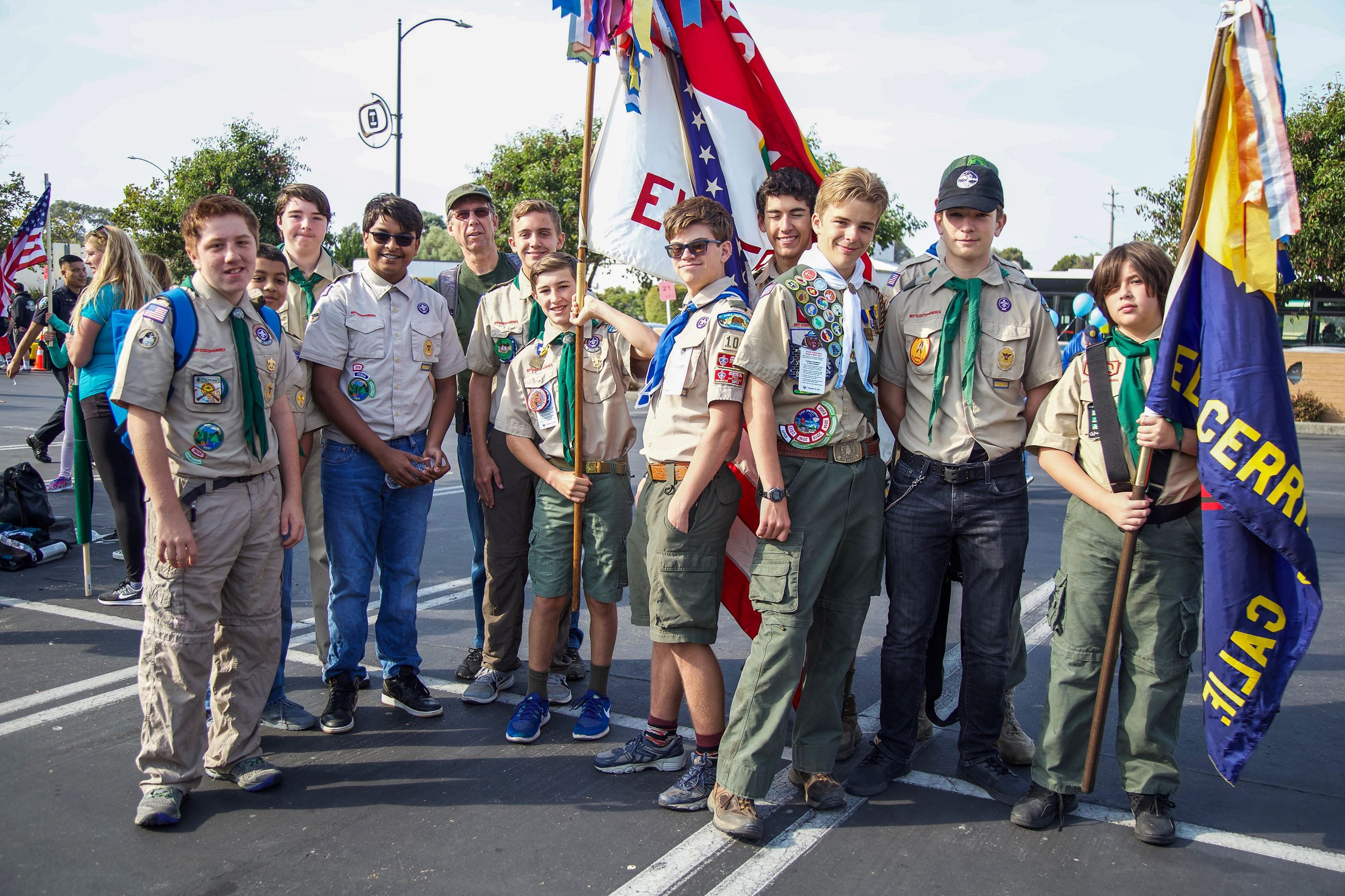 029 Scouts 2 - Photo by Marin Stuart