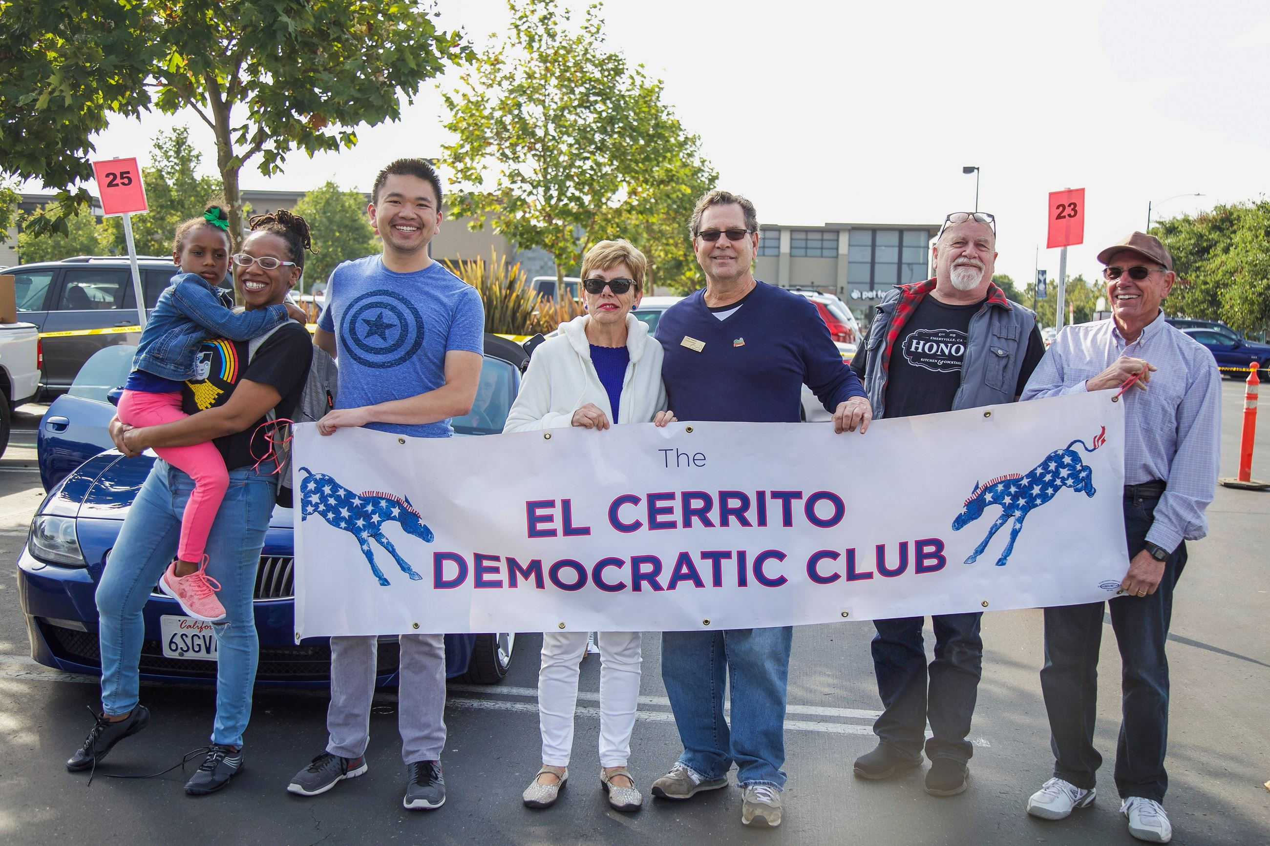 004 EC Democratic Club - Photo by Marin Stuart