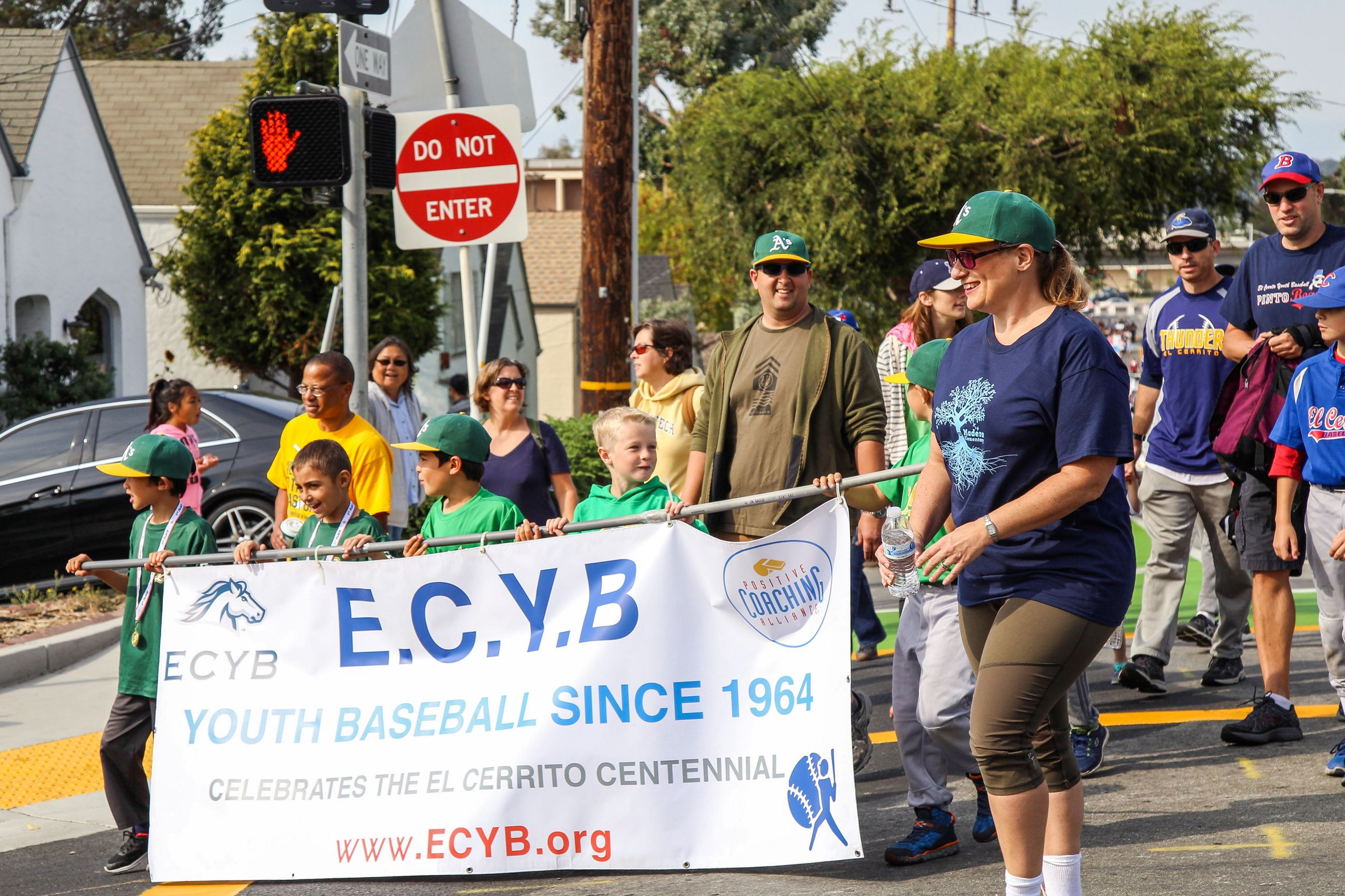 236 ECYB in the Parade - Photo by Marin Stuart