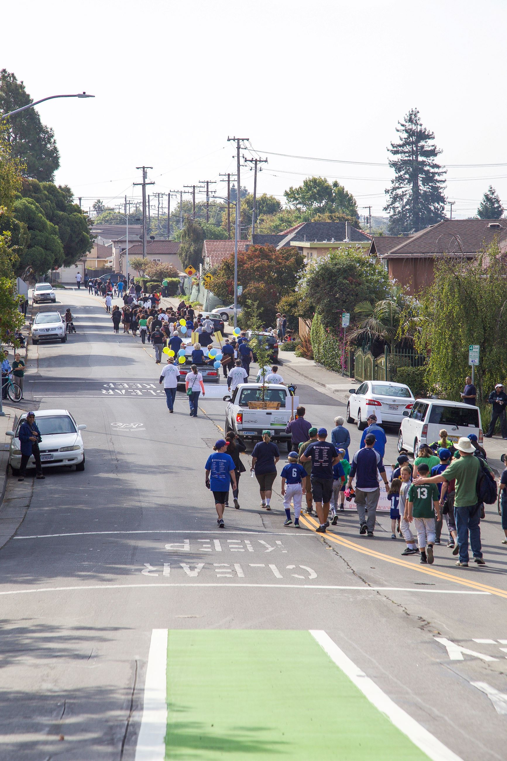 241 overview Parade - Photo by Marin Stuart