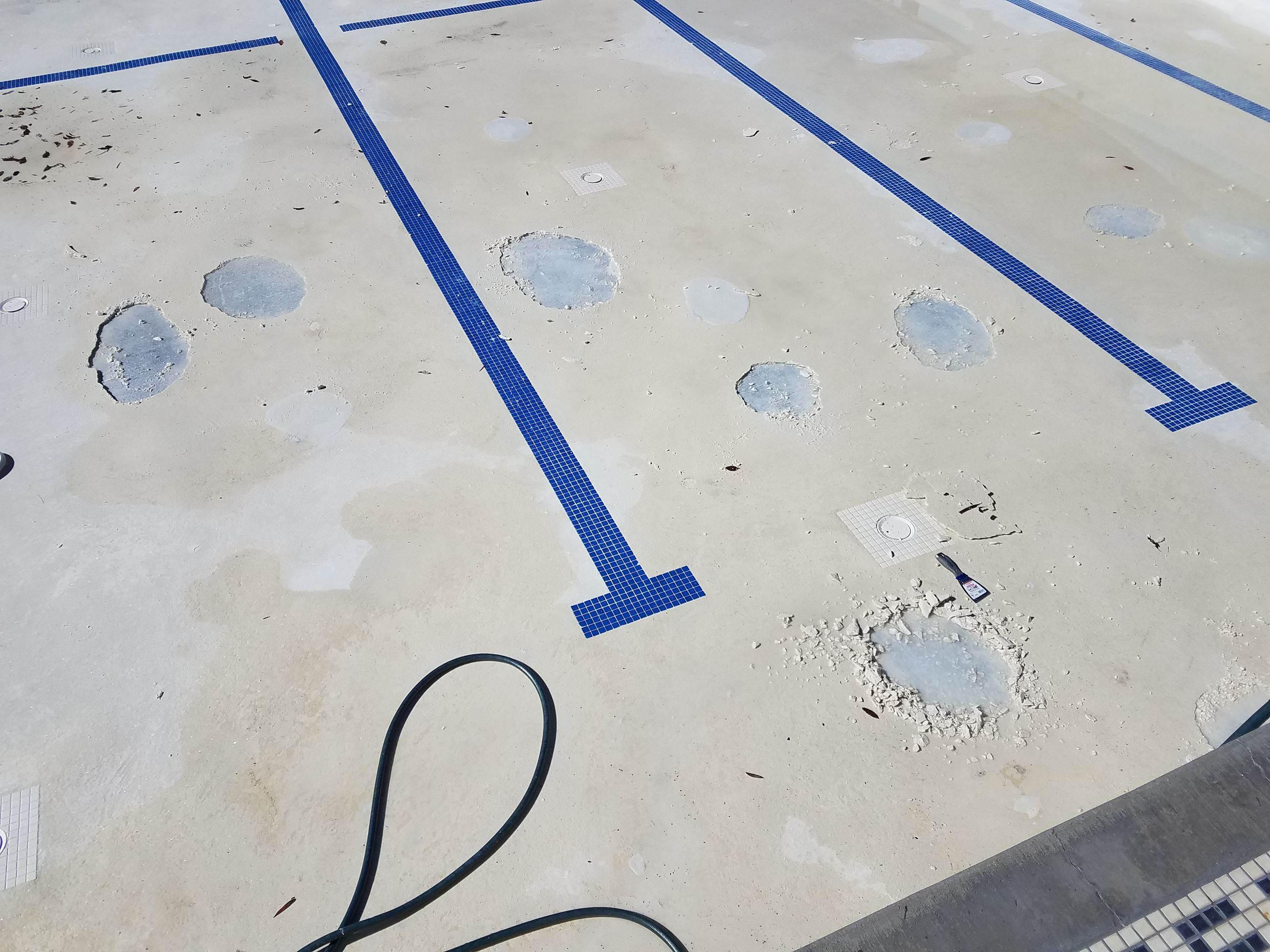 Pool Plaster Delamination 4