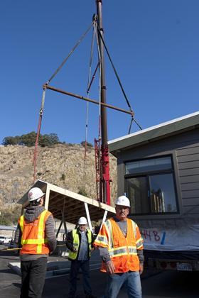El Cerrito Recycling & Environmental Resource Center Construction