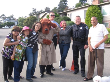 El Cerrito's Night Out 2010
