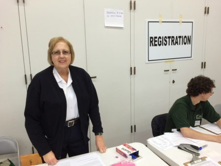 Registration Room