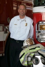 Lance Maples, Fire Chief