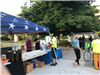 Energizer Station at Bike to Work Day 2018