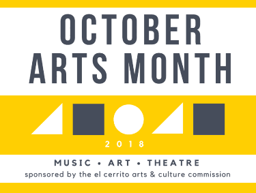October Arts Month