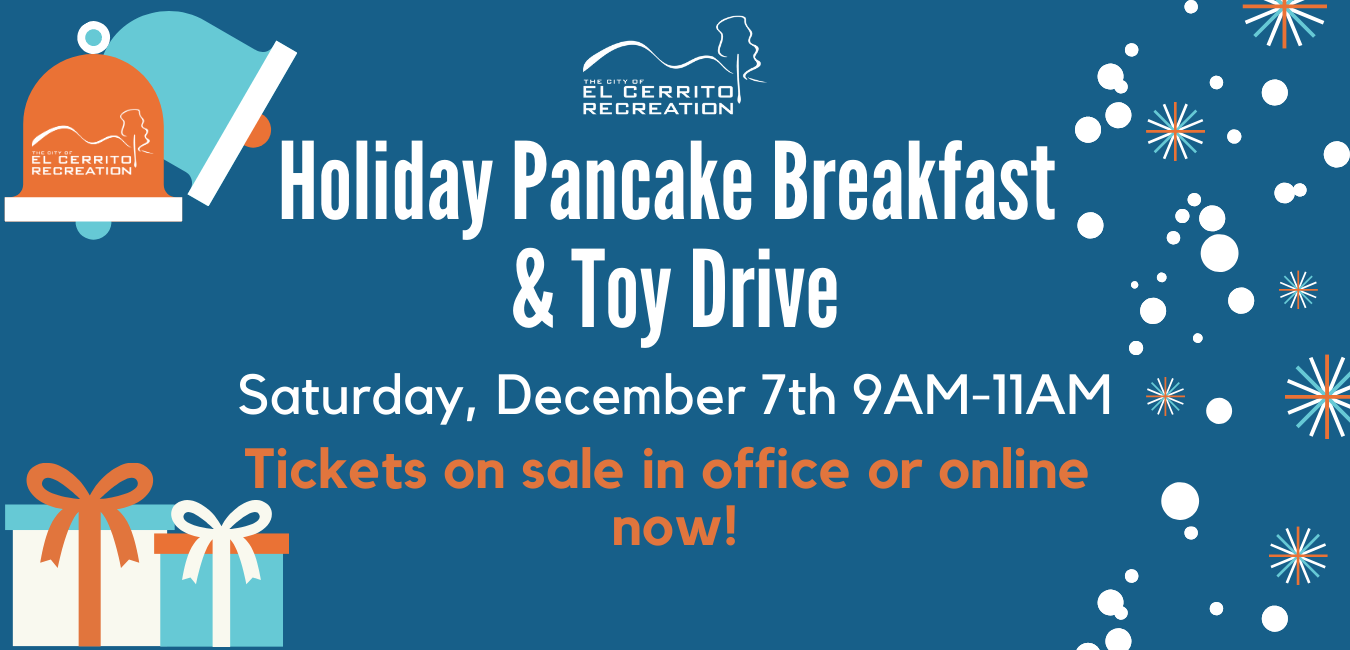 Holiday Pancake Breakfast Toy Drive